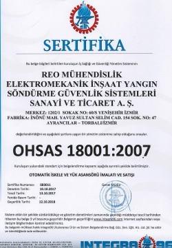 OHSAS 18001:2007_TR